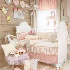 Shabby Chic Nursery Bedding by Used Baby Bedding Sets 5377