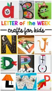 Teaching The Alphabet Preschool Toddlers Letters Crafts Preschoolers Letter Activities Week Phonics Sounds Reading Programs Fun