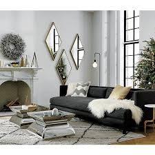 Black Leather Couch Living Room Ideas by Best 25 Black Sofa Ideas On Pinterest Black Sofa Living Room