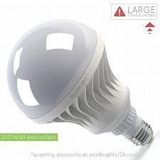 17w 150 watt equivalent 4 pack a21 led light bulb 2000 lumens