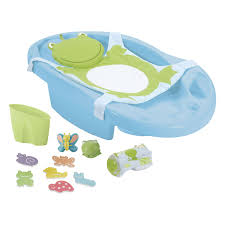 Inflatable Bathtub For Babies by Safety 1st Funtime Froggy Bath Tub