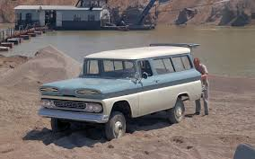 100 Suburban Truck Driving School 1961 Chevrolet 4x4 GM S Pinterest Chevy Trucks