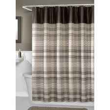 Walmart Canada Bathroom Curtains by Hometrends Blake Fabric Shower Curtain With Peva Liner Walmart