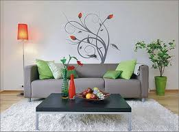 Wall Painting Designs For Living Room In India