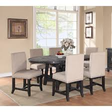 7 Piece Dining Room Set Walmart by Modus Yosemite 8 Piece Rectangular Dining Table Set With
