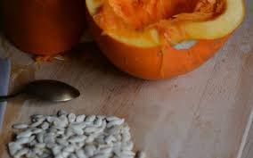Japanese Pumpkin Recipe Roasted by How To Make Japanese Roasted Pumpkin Seeds Gaijinpot