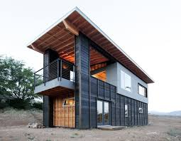 100 Shipping Container Homes Galleries Gallery Of 510 Cabin Hunter Leggitt Studio 1 Pavlovka Project