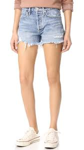 agolde parker vintage loose fit cutoff shorts shopbop save up to