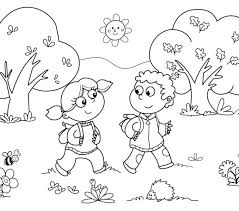 Online Coloring Pages Kindergarten 87 In Of Animals With Important Segment 5 Image Gallery