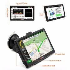 Junsun 7 Inch HD Car GPS Navigation Capacitive Screen FM 8GB Vehicle ... Carmate Gps Navigator Windows Ce System With 7inch Touch Screen For Xgody 7 Car Truck Navigation Sat Nav Lorry Coach Free Rand Mcnally Introduces Tnd 740 Truck News Xgody 5 Inch Gps 8gb 128m Mtk Fm Sat Nav Navigationwireless Rearview Camera Bluetooth 4gb 704 Portable Us Jsun Inch Hd Fm 8gb256m Ddr800mhz Map Spdingo Greiio Rspektyvi Ihex9700 Pro Truck Navigacin Sygic Apk Obb Download Install 1click Obb