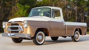 100 1957 International Truck Harvester A100 Golden Jubilee 12 Ton Pickup