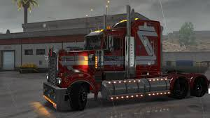 100 Truck Mods Steam Workshop Yanks ATS 132
