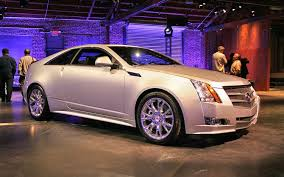 2011 Cadillac CTS Coupe First Look and s Motor Trend