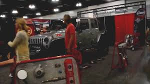 4 Wheel Parts Truck And Jeep Fest Ontario CA 11Jun16 - YouTube