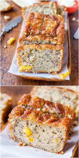 Bisquick Pumpkin Banana Bread by Cream Cheese Filled Banana Bread Averie Cooks