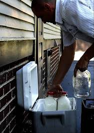 Thefts leave Geneva home delivery milk customers dry