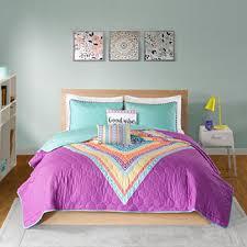 intelligent design hypoallergenic teen bedding for bed bath