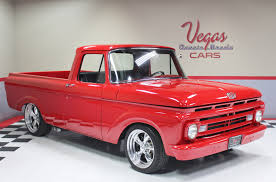 1961 Ford F100 Stock # 16009V For Sale Near San Ramon, CA | CA Ford ...