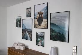 living poster bildergalerie fürs schlafzimmer fräulein