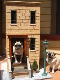 Pet Stairs For Tall Beds by 27 Innovative Doghouse Designs Diy