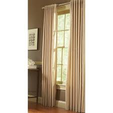 Sunbrella Curtains With Grommets by Curtains U0026 Drapes Window Treatments The Home Depot
