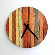 Unique Wall Clocks In Nairobi Clock 26 Extremely Creative Handmade Style Motivation