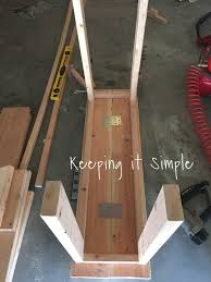 keeping it simple how to build a sofa table for only 30