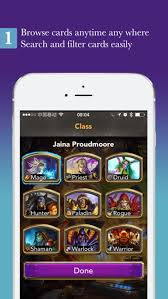 deck builder for hearthstone on the app store