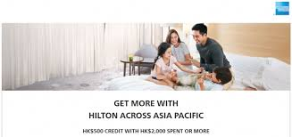 Hilton Hhonors Diamond Desk Uk by Hilton Hhonors Amex Hong Kong 500 Statement Credit August 16