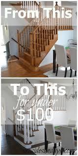 Sacramento Bathtub Refinishing Contractors by How To Refinish And Modernize Your Oak Stairs Refinish Hardwood