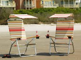 Copa Beach Chair With Canopy by Outdoor Folding Chairs With Canopy Perfect Outdoor Beach Camping