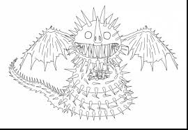 Magnificent How To Train Your Dragon Whispering Death Coloring Pages With