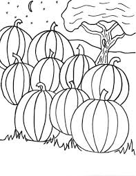 Pumpkin Patch Coloring Pages Printable by Great Pumpkin Patch Coloring Page Get Coloring Pages