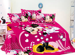 Minnie Mouse Twin Bed In A Bag by Minnie Mouse Bedding Set Full Size Home Design Ideas