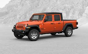 100 4 Door Jeep Truck 2020 Gladiator Reviews Gladiator Price Photos And