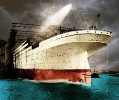 Sinking Of The Britannic Youtube by Rms Olympic Olympic Pinterest Titanic