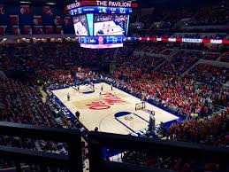100 Pavilion 18 No Ole Miss Plays Host To Arkansas In SoldOut