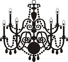 Useful Whiteier Clip Art Tm54ur Clipart Outstanding Free Photo Concept With Additional Crystal Chandelier Silhouette