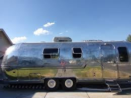 100 Classic Airstream Trailers For Sale Oldie 1980 INTERNATIONAL Camper Trailer For Sale