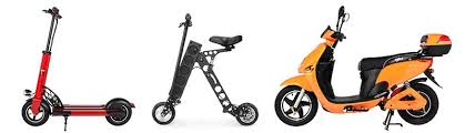 Electric Motorized Scooters For Adults