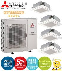 Ceiling Cassette Mini Split by Purchase Mitsubishi Ductless Mini Split Compare Ceiling Air