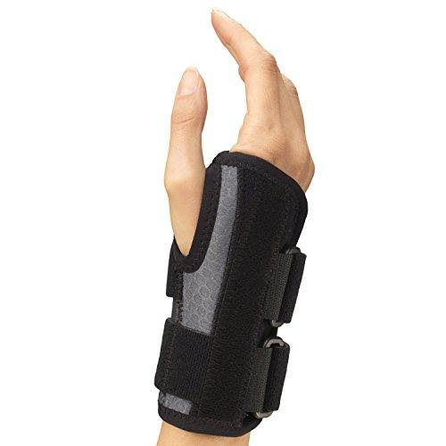Champion Airmesh Wrist Splint - Black, Large