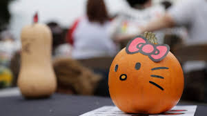 Pumpkin Farms In Southern Maryland by Southern California Is Getting A U0027hello Kitty U0027 Pumpkin Patch