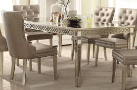 Acme Kacela Champagne Dining Room Set Collection 5 Reviews Furniture Macys Design