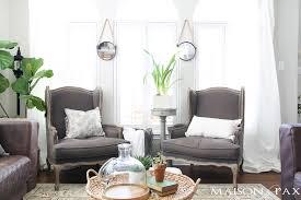 Living Room Interior Design Ideas 2017 by Spring Living Room Decorating Ideas Maison De Pax