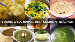 inter cuisines garhwali and kumaoni food recipes tour my india