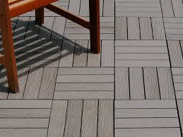 Elegant Interlocking Deck Tiles Ideas