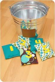 Cute Party Game Or Rainy Day Idea Bean Bag Toss Use Apple Shaped Bags For An Jack Theme