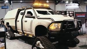 100 Truck Track System Ice Ram Custom Dodge Ram With A Fast And Furious 8