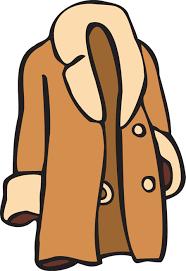 Winter Clothes Cliparts